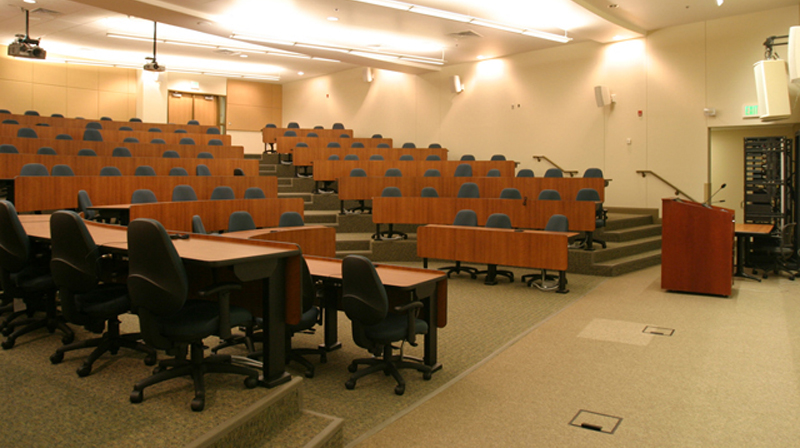 Classroom Design Requirements ~ Malone belton abel p c uw classrooms